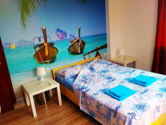 Sun@Sea room