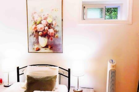 @4闪闪 fully stocked zen room/Tufts Cambridge Davis