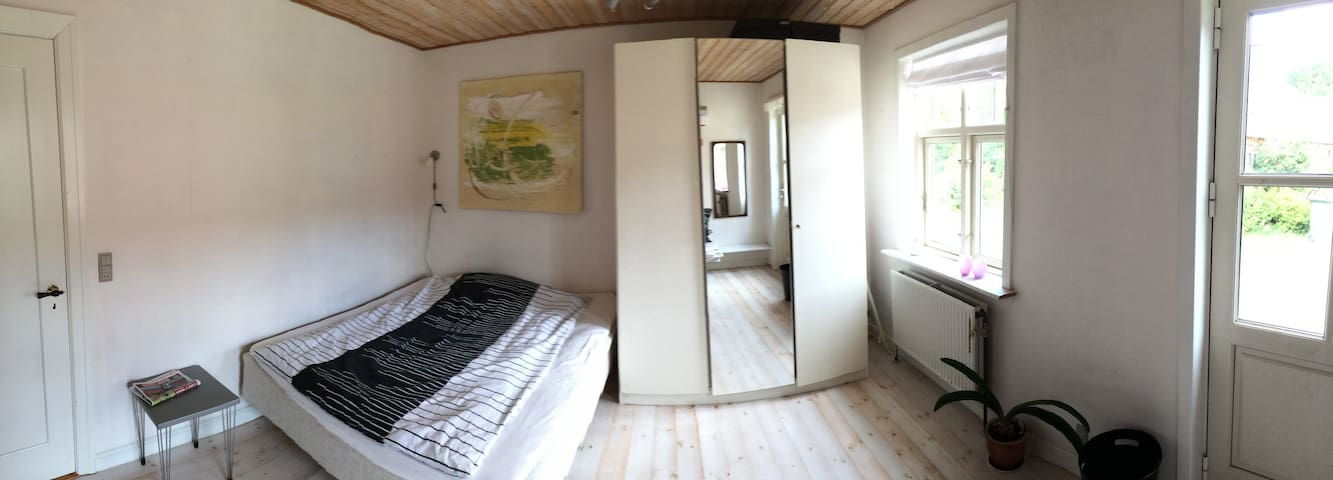 Room in rural area - Spjald - Huis