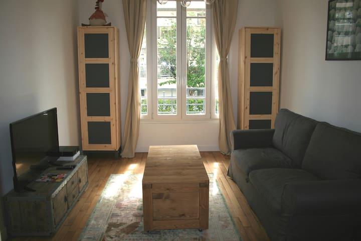 pièce principale - main room