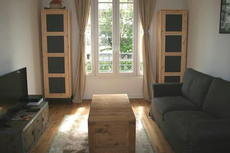 Agréable logement dans quartier sûr - Courbevoie - Apartment