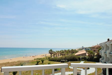 House on the sea with large terrace - Termoli - Wohnung