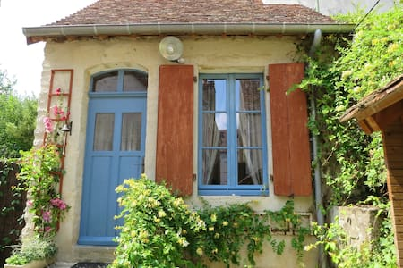 Charmante maison av jardin à MAMERS 35 min du Mans - Mamers