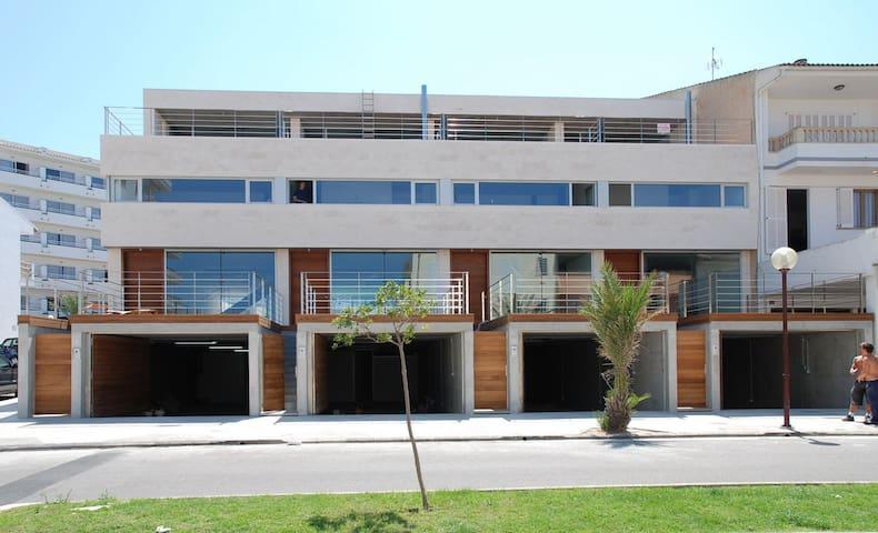 Haus am Meer - Santa Margalida - Wohnung