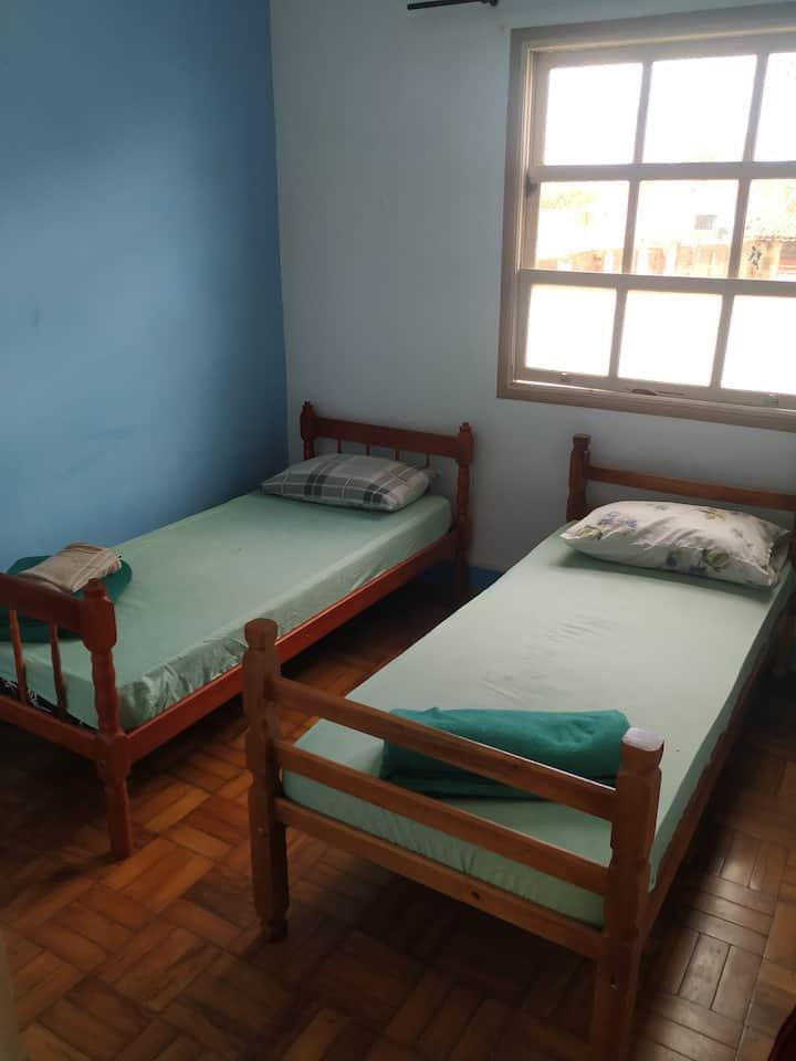 Sapucaia Hostel - Quarto duplo