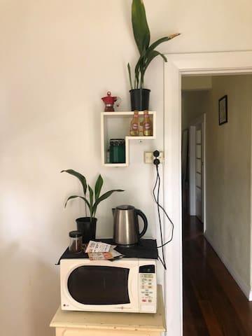 Leafy Creative Abode