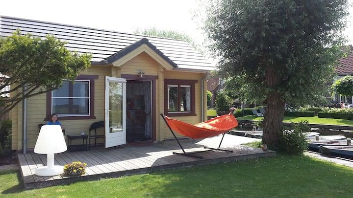 Summerhouse Nieuwkoop near Amsterda