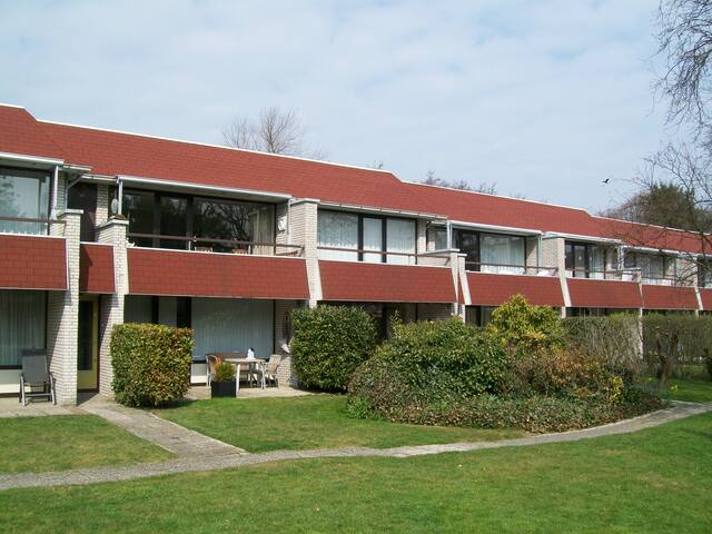 Appartement aan zee, Haamstede.  - Burgh-Haamstede - Apartamento