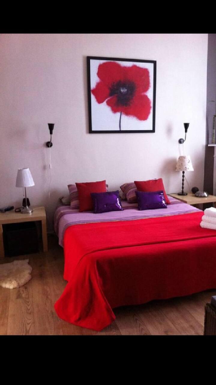 Agréable appartement à Bruxelles