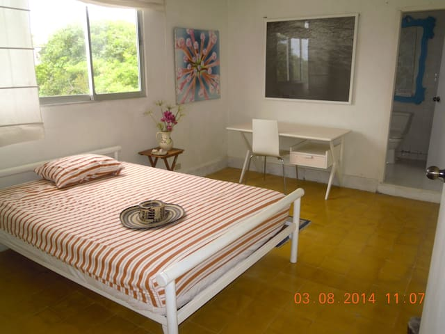 Rooms/Pool-20min from Barranquilla