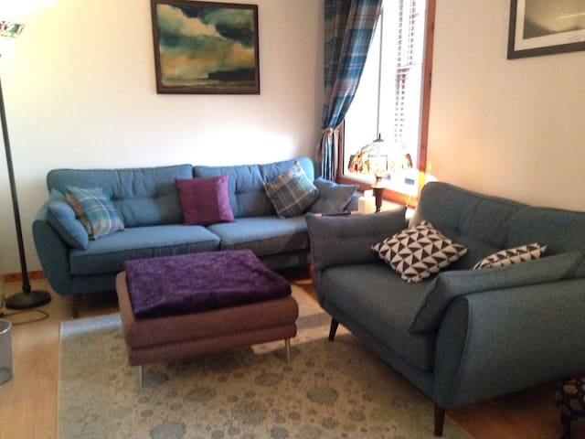 Cromdale View, Grantown in Highlands, Private Flat - Grantown-on-Spey - Daire