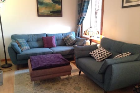 Cromdale View, Grantown in Highlands, Private Flat - Grantown-on-Spey