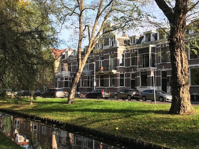 Townhouse Utrecht East, Wilhelminapark