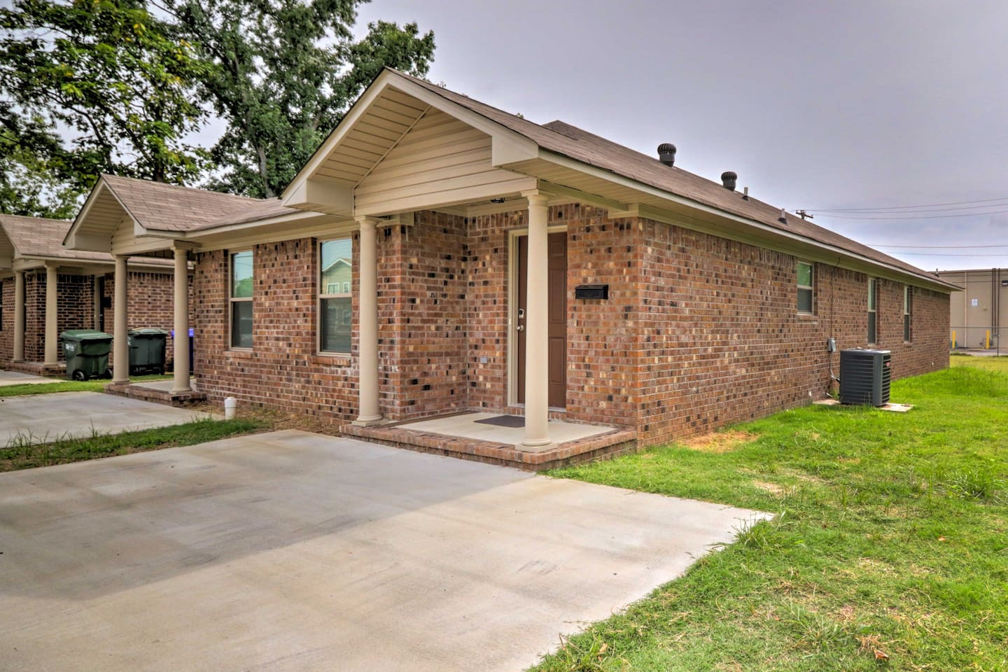 Experience the best of Conway from this vacation rental apartment.