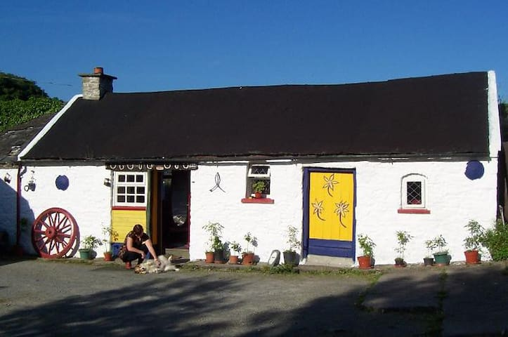 Traditional Farm 'theSmall Cottage' - North Tipperary - Srub