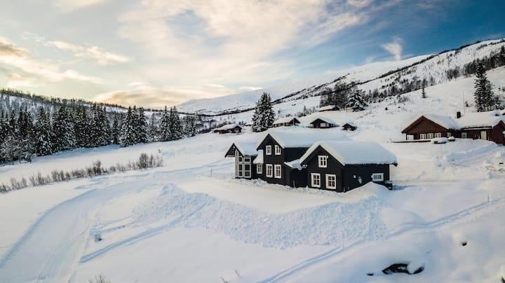 Kambagjerdet Mountain Lodge Sogndal
