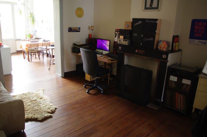 Petite chambre dans appartement - Schaerbeek - Appartamento
