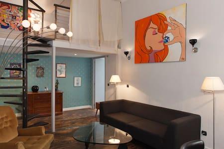 Bel appartement place du marché - Bastia - อพาร์ทเมนท์