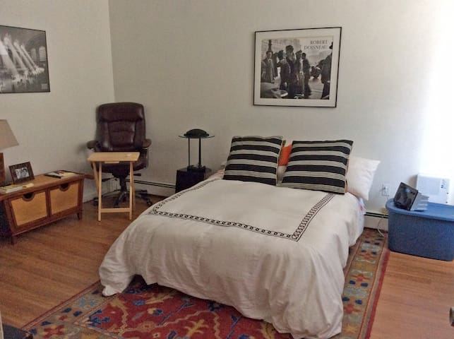 Clean, Bright, Easy Access to NYC - Guttenberg - Leilighet
