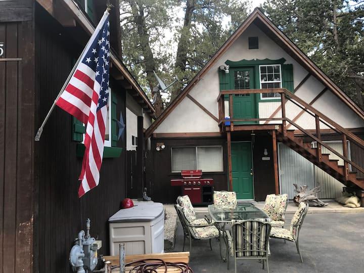 The Sierra House