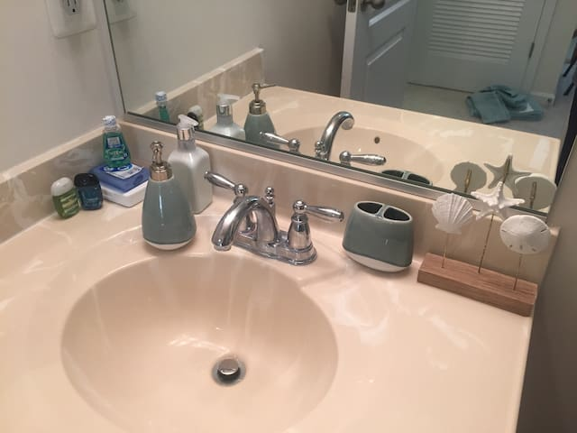 Private Bedroom and Bath close to DC - Capitol Heights - Huis