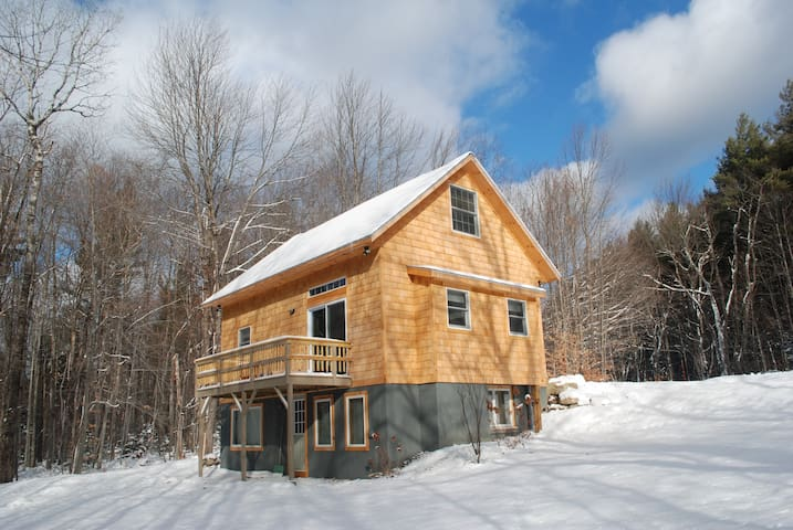 Sawmill Road - New House! Super cozy! POOL! - Wardsboro - Rumah