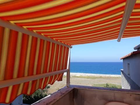 Attico sul mare in Calabria, costa ionica