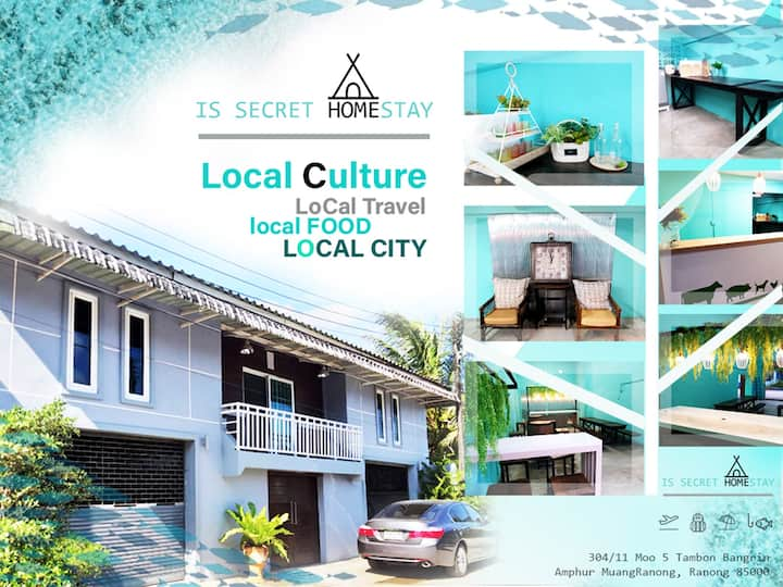 is secret homestay