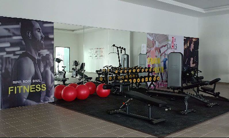 Gyms Room