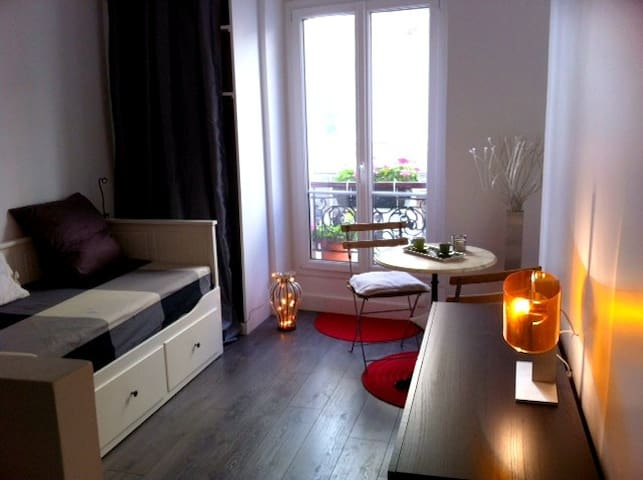 Studio in Montmartre/Sacré Coeur