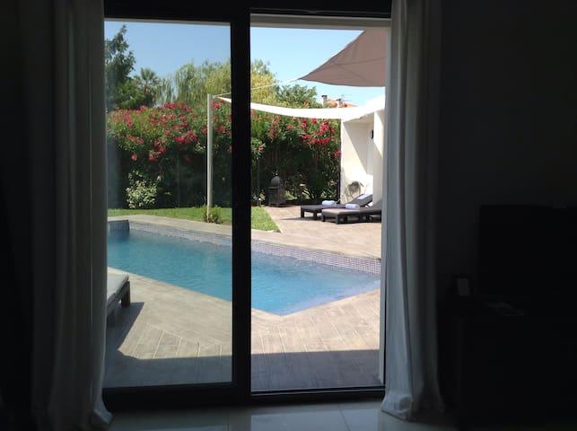 La Suite, individuelle avec piscine - Carqueiranne - Dom
