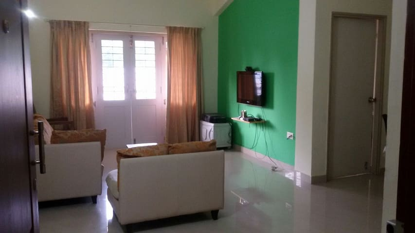 Feel the wind at West winds - Benaulim - Apartamento