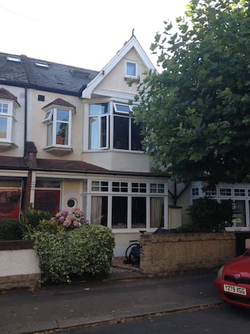 Edwardian house in Wimbledon - Londen - Slaapzaal