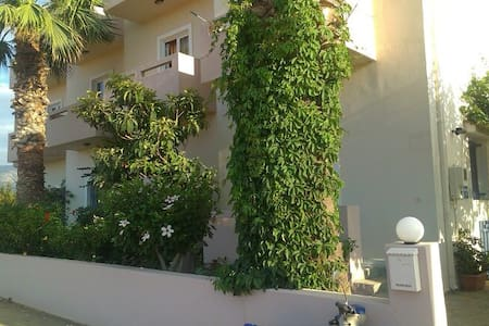 Appartment close to the beach - Μάλια - 公寓