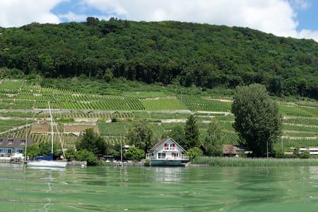 Maison de vacances au bord du lac  - Twann - House