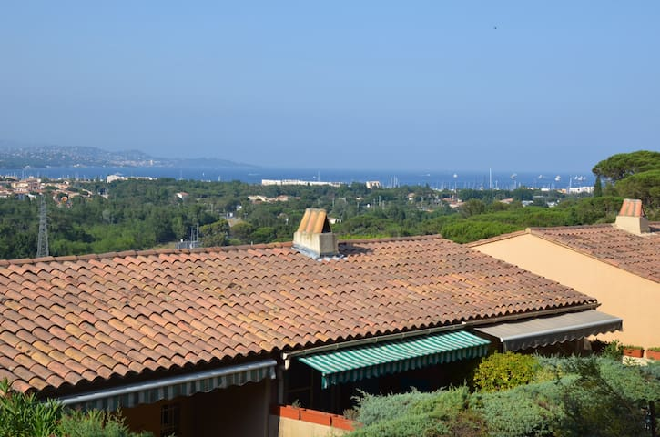 Private 2 stories near St Tropez - Vacation - View