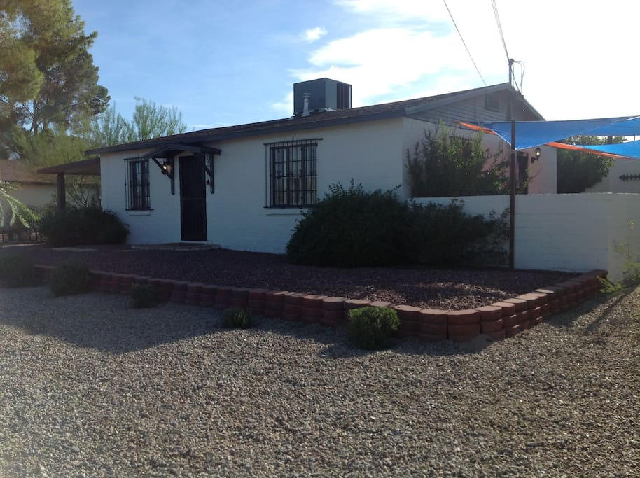 Private Jackson Ave Casita Houses For Rent In Tucson Arizona United States