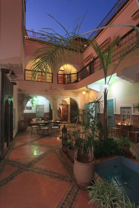 Georgeous traditional Riad Nakhil