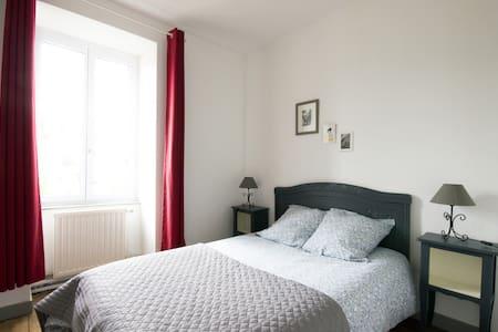 Madeleine chambre d'hôtes pour 2 à Panduonec - Trévérec - Bed & Breakfast