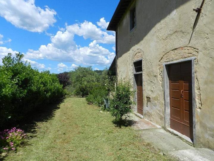 Original Farmhouse in Chianti (Fi)