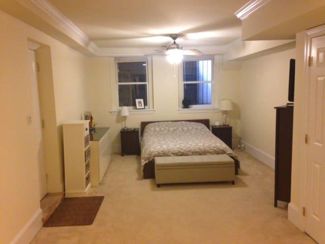 Spacious 1 Bedroom - Dupont Circle  - Washington - Apartment