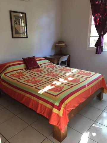 Tuihei Lodge room 1 avec transferts - Faaa