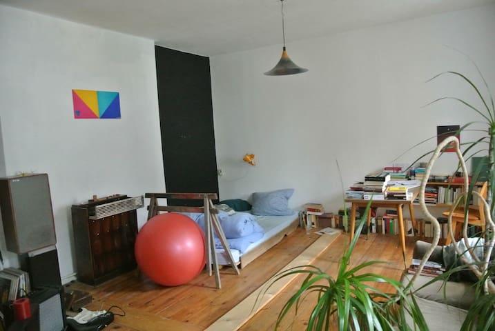 gemütliches 28qm Zimmer - Kassel - Apartment