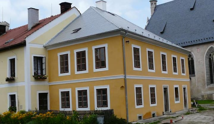 Historical town house
