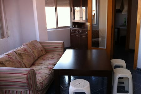 appart 6 Pers. à Burriana 3km plage - Apartment