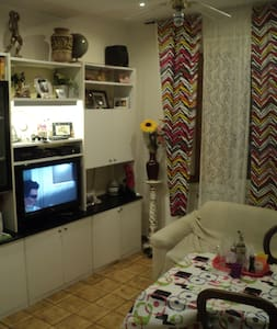 Ruimte flat ,ideaal voor familie - San Giovanni Valdarno - 公寓