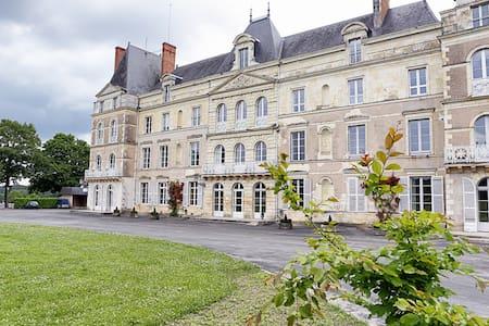 Chambre d'hôte au Château  - Bauné