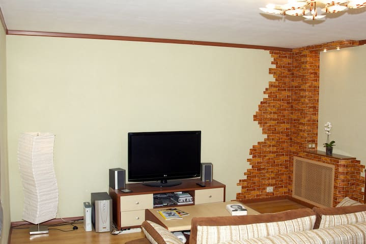 Cosy flat in the city center - Kaluga
