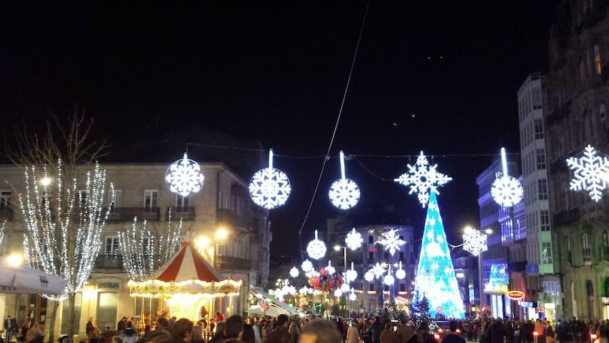 Piso en pleno centro de Vigo - Vigo - Appartamento