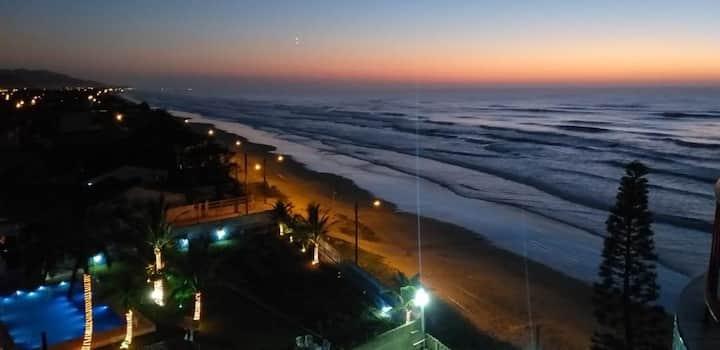 Flat Privê Beira Mar - Itanhaém